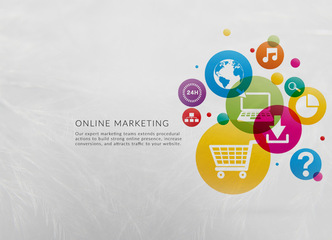 Item online marketing